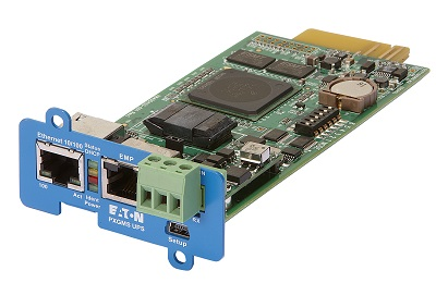 Карта Power Xpert Gateway Mini-slot card