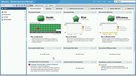 Пакет Infrastructure Management Pack для vRealize Operations